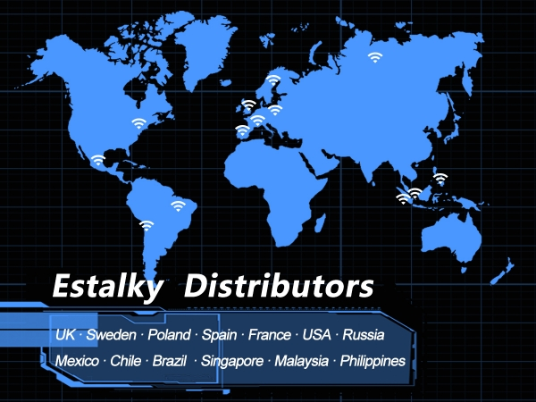 Estalky Poc Radio Distributors,New Flag